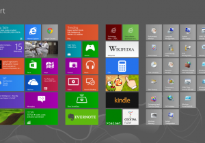 Betriebssystem Windows 8