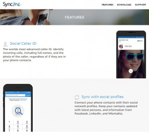 sync-me-features